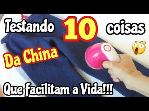 🔥10 coisas da CHINA que facilitam A VIDA, PASSADA😲!