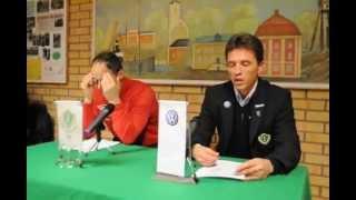 Presskonferens J-Södra - Assyriska