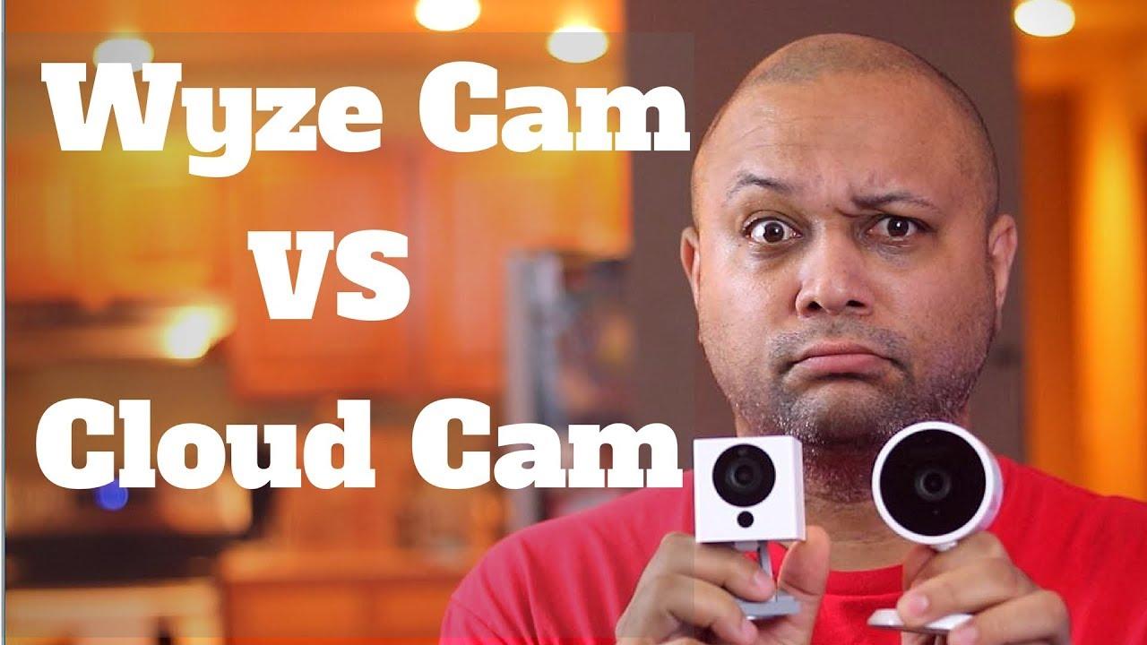 Wyzecam vs Amazon Cloud Cam - Which should you buy?