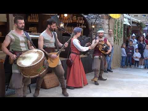 Mercado Medieval de Pombal 2019- 2.º vídeo