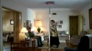 amp d mobile commercial fat girl pole dancing very funny