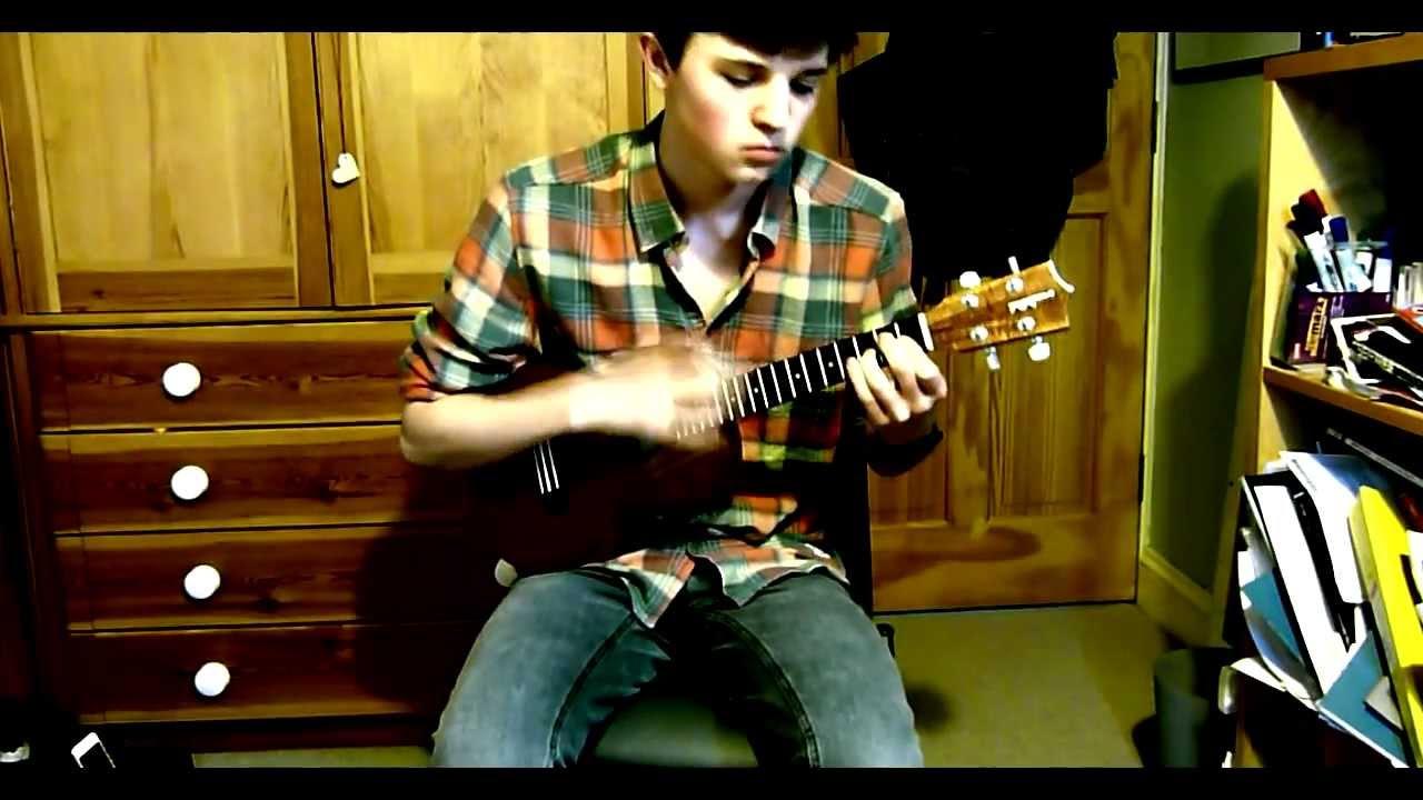 how to play titanium on ukulele