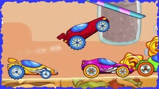 Desktop Racing 3 Cafeteria Full Game All Levels