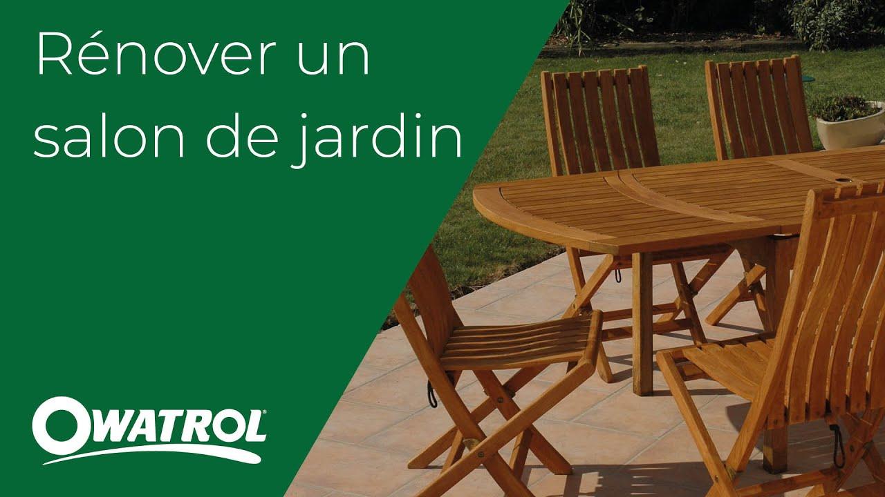 Salon De Jardin Original 03 fr owatrol aquanett net-trol aquadecks - rénover un salon de jardin