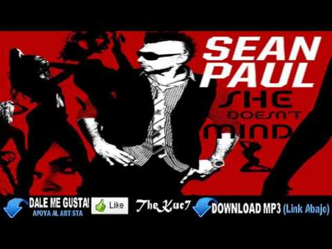 Sean Paul Ft Delirious - She Doesn't Mind  (Official Remix) HD