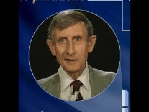 Freeman Dyson nous parle de l'éléctron et de la conscience
