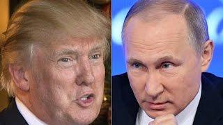 Trump On Russian Hacking