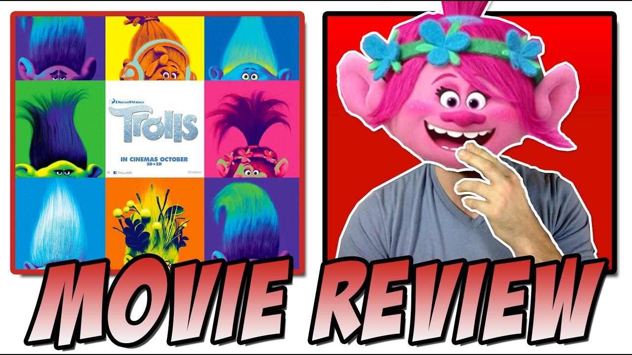 Trolls 2016 Movie Review Anna Kendrick As Poppy Youtube