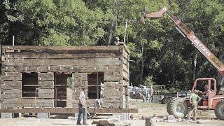 Barnwood Builders - The Historic Civil War Cabin