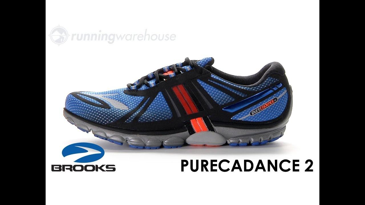 2502cbfca23 Brooks PureCadence 2 for Men. Running Warehouse
