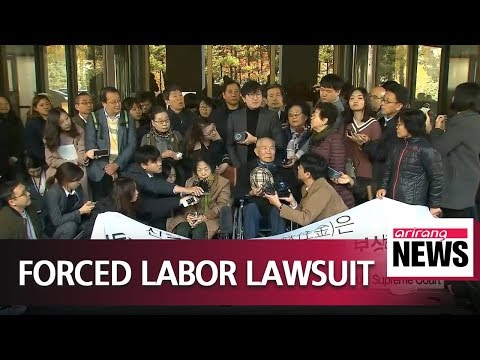 S. Korean Supreme Court orders Japanese firm to pay victims of forced labor