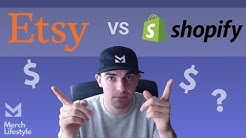 Etsy vs Shopify Pros and Cons | Which is right for you?