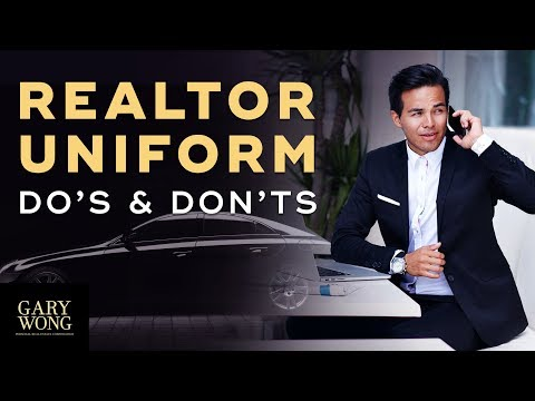 The Realtor Uniform Do's and Don'ts | Vancouver Real Estate