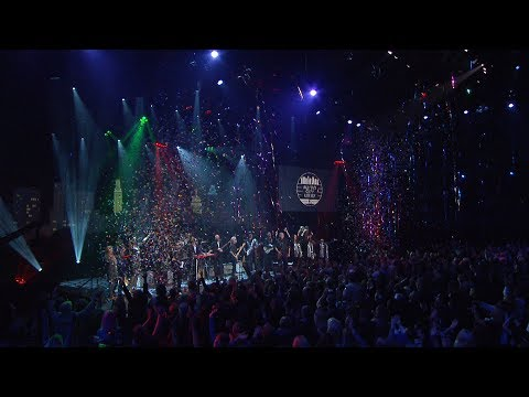 Go behind the scenes of the ACL Hall of Fame New Year's Special 2018