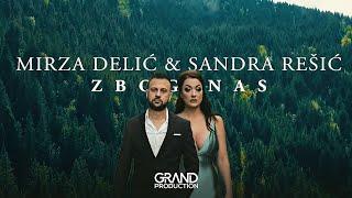 Mirza Delic & Sandra Resic - Zbog nas - (Official Video 2018)