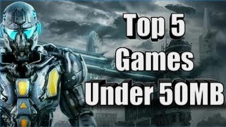 Top 5 best offline games for android under 50mb. Pro gamers