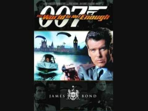 "The Word Is Not Enough score ""show me the money - come in 007, your time is up"""
