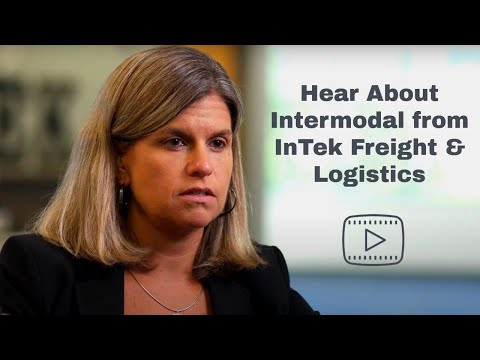 Overview Of Intermodal Transportation