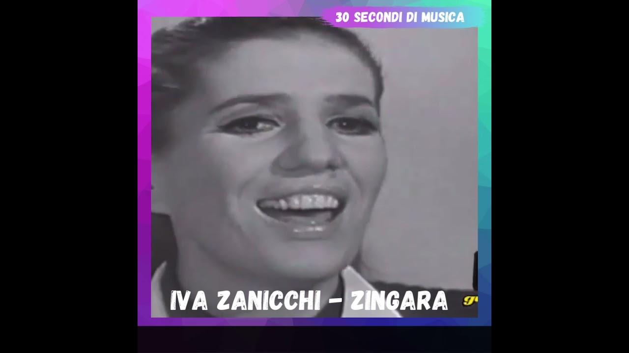 Iva Zanicchi - Zingara - YouTube