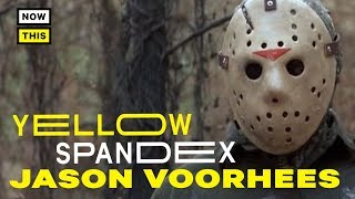 The Evolution of Jason Voorhees | Yellow Spandex #25 | NowThis Nerd