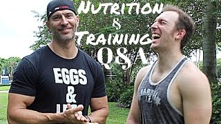 nutrition and training q with eric helms phd c