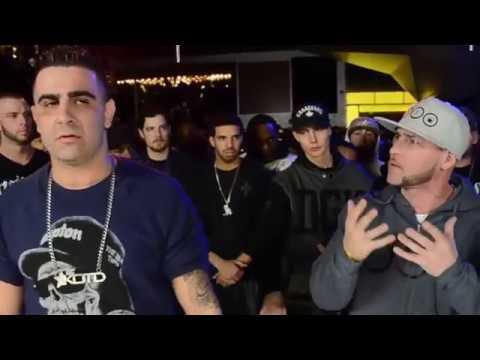 Intense Moments In Battle Rap Pt. 1
