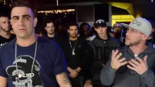 Intense Moments In Battle Rap Pt. 1