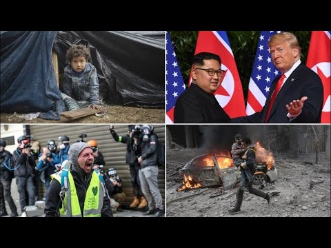 World news highlights