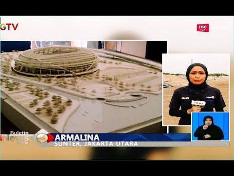 Melihat Proyek Pembangunan Stadion BMW Persija di Tanjung Priok - BIS 17/12 Mp3