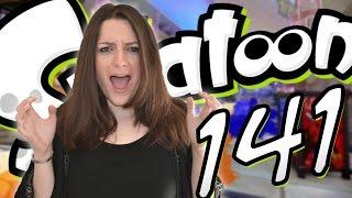 KIM RAGE | EPISODE 141 SPLATOON Nintendo Wii U FR