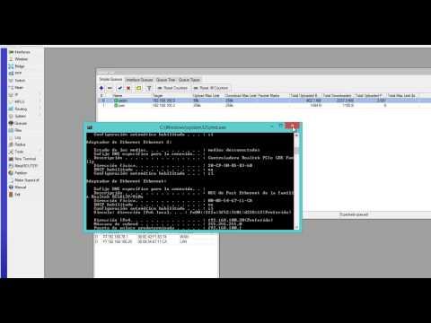 Configurar amarrado de ip y mac en mikrotik (VIDEO Tutorial)