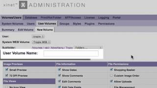 Xinet Quick Start Tutorial: Access nativeadmin GUI and Quick Start Demo