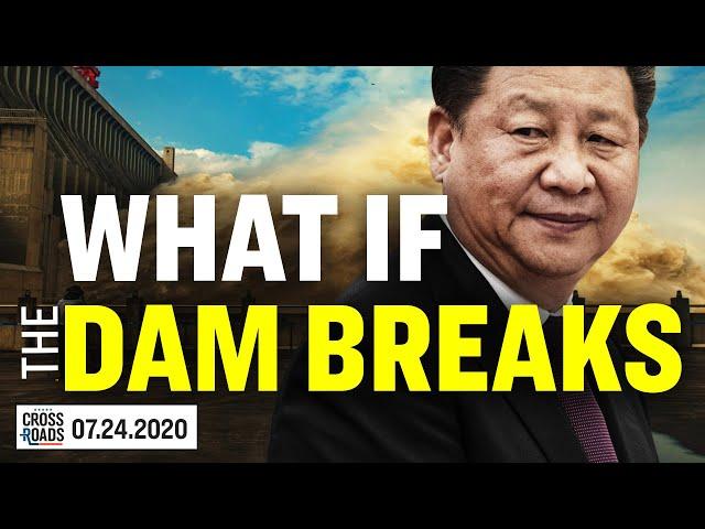 Three Gorges Dam Collapse Simulation Goes Viral; China Retaliates on US Consulate;Slave-Free Company