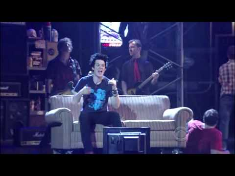 American Idiot cast performance at 2010 Tony Awards