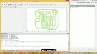 Software Altium and flatCam