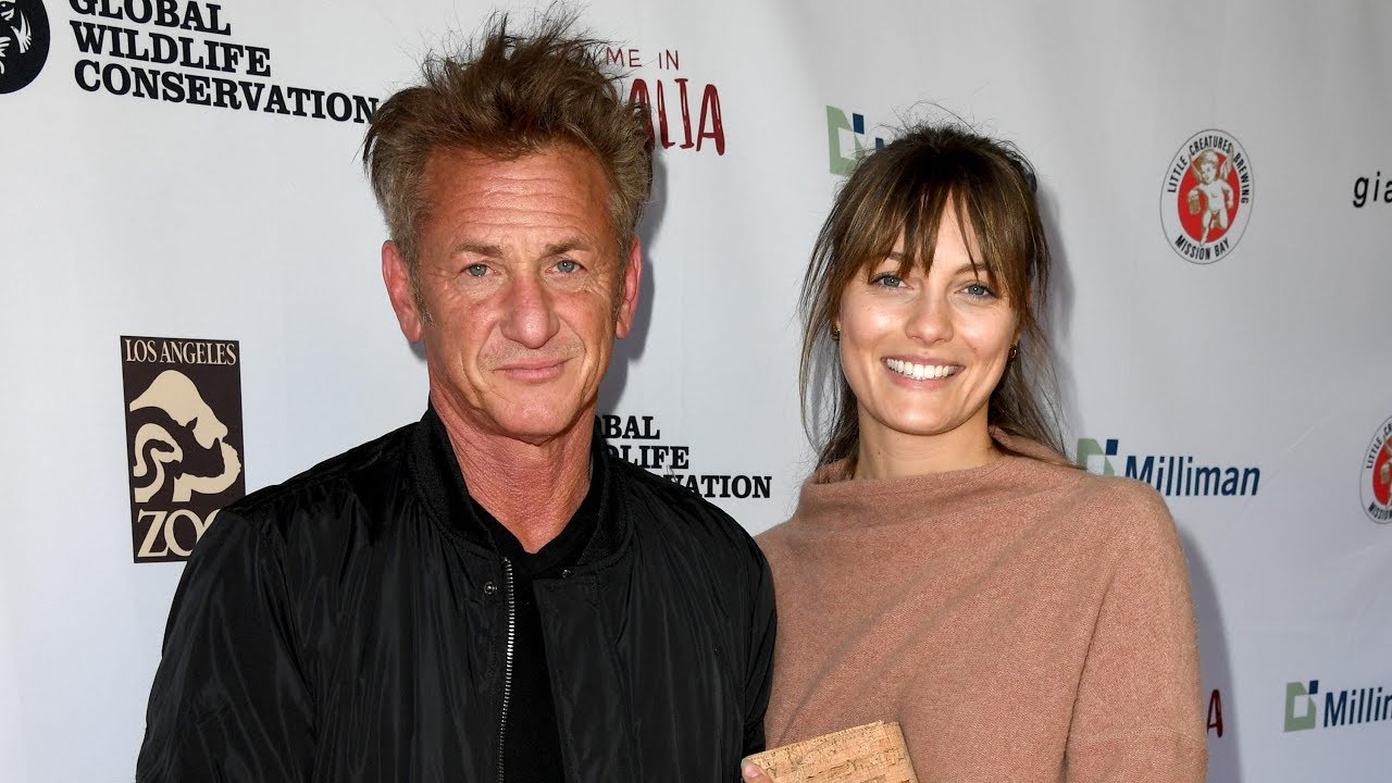 Sean Penn, 59, confirms he secretly got married after rumors of ...