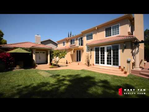 10735 Orline Court Cupertino, CA by Douglas Thron drone pilot FAA certified