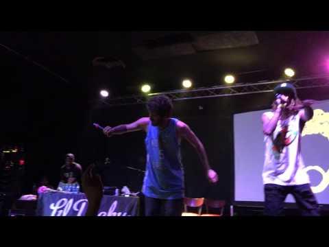 Professional Rapper LIVE - Lil Dicky Mesa, AZ 10-11-15