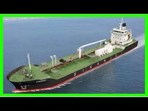Singapore's First Dual-Fuel LNG Bunker Vessel Ordered