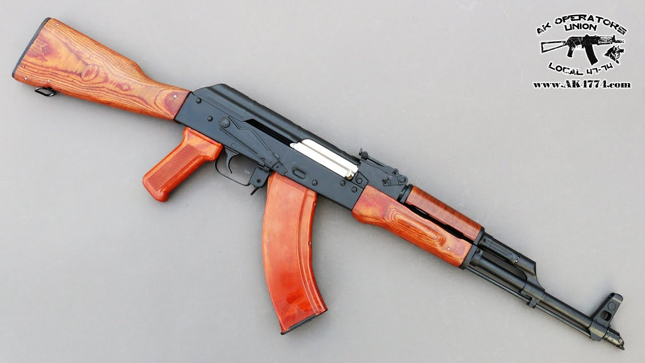 Polish AK 47 From Atlantic Firearms