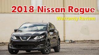 2018 Nissan Rogue Sport Warranty Review