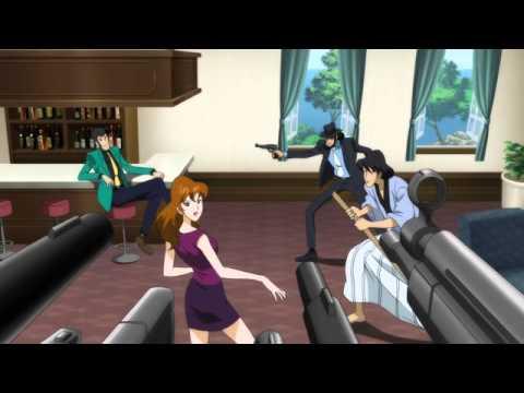 anime Lupin III-master file