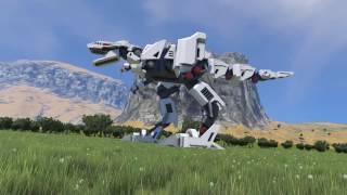 Berserk Fury - Space Engineers