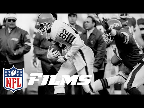 #4: Jets vs. Browns 1986 AFC Divisional Round Double OT | Top 10 Overtime Finishes of All Time | NFL