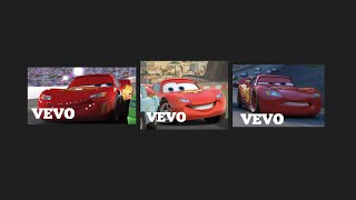 Cars Music Video: Collision Of Worlds
