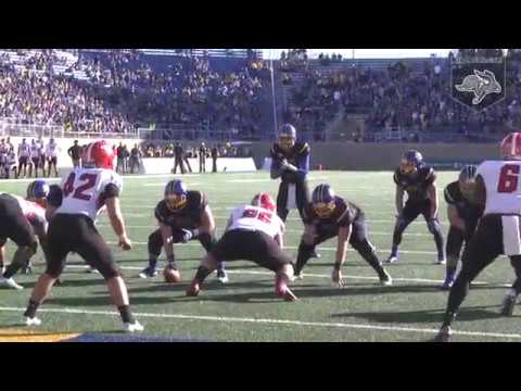 Football vs Youngstown State Highlights (10.22.2016)