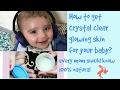 Homemade glow serum I moisturizer I for babies 100% natural