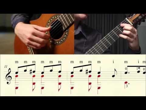 Packington's Pound - A Southwestern University guitar tutorial