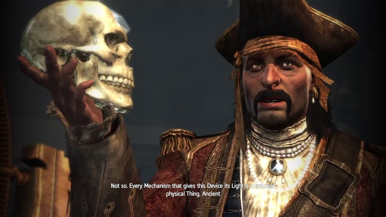 Assassin S Creed Iv Black Flag Ps4 Through Crystal Skull Youtube