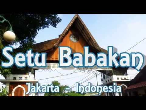 Indonesia Travel: Setu Babakan. The Art Center and Traditional Betawi Culinary. Jakarta 08